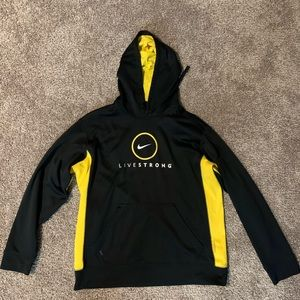 Nike Livestrong Hoodie